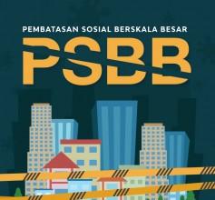 Jadwal Pendaftaran dan Pelayanan Pada Saat PSBB di UPT Puskesmas Ngampilan